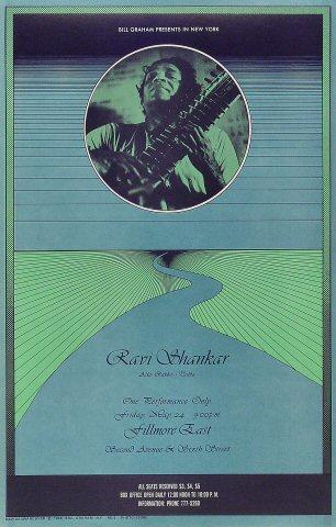 Ravi Shankar Poster