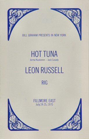 Hot Tuna Program
