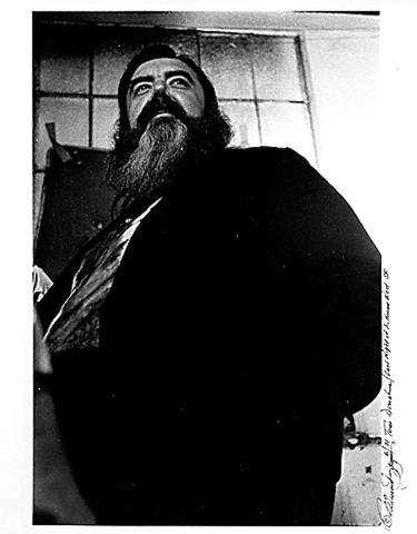 Tom Donahue Vintage Print