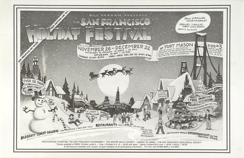 Holiday Festival Poster