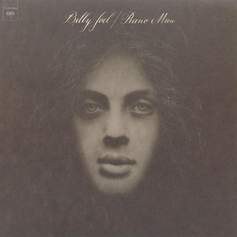 "Billy Joel Vinyl 12"" (Used)"