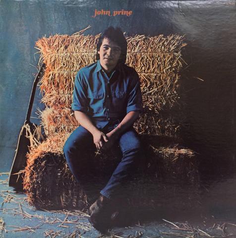"John Prine Vinyl 12"" (Used)"