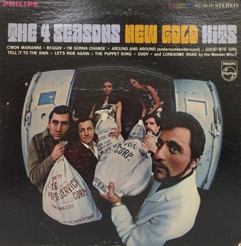 "The Four Seasons Vinyl 12"" (Used)"