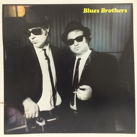 "The Blues Brothers Vinyl 12"" (Used)"