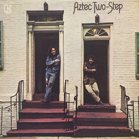 "Aztec Two-Step Vinyl 12"" (Used)"