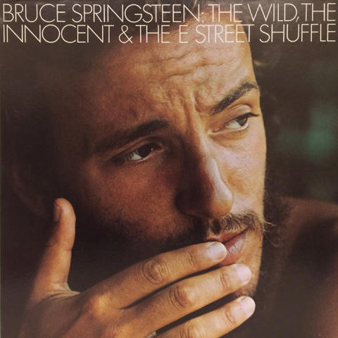 Bruce Springsteen Fine Art Print From Springfield Civic