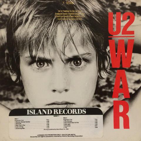 """U2 Vinyl 12"""" (Used)"""