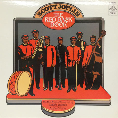 "Scott Joplin Vinyl 12"" (Used)"