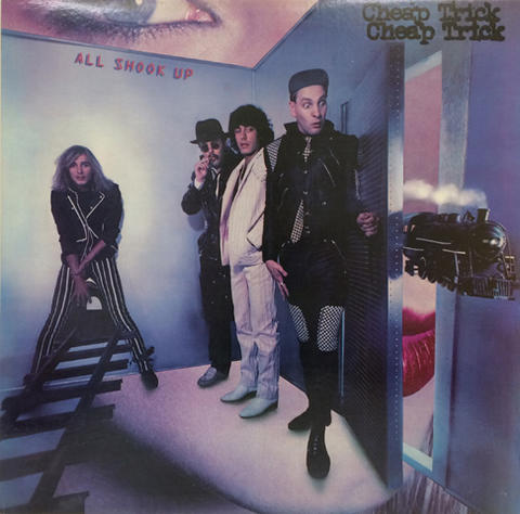 "Cheap Trick Vinyl 12"" (Used)"