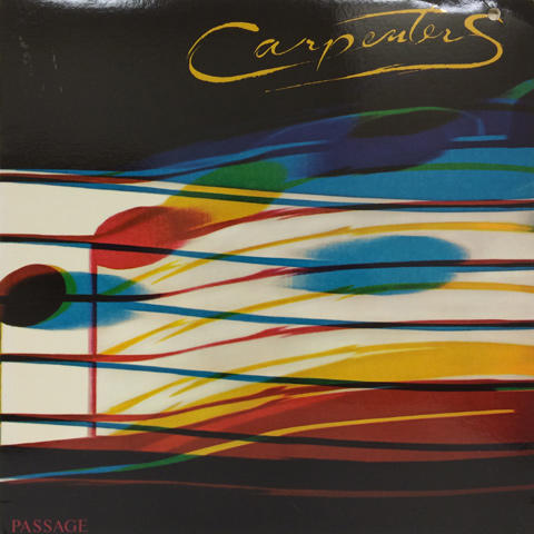 "Carpenters Vinyl 12"" (New)"