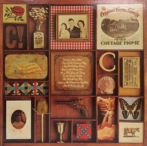 "The Carter Family Vinyl 12"" (Used)"
