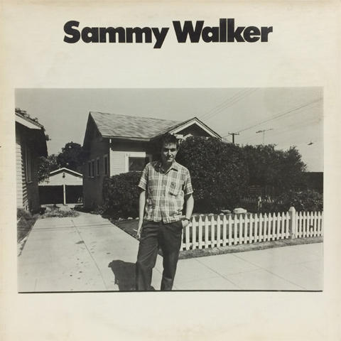 "Sammy Walker Vinyl 12"" (Used)"