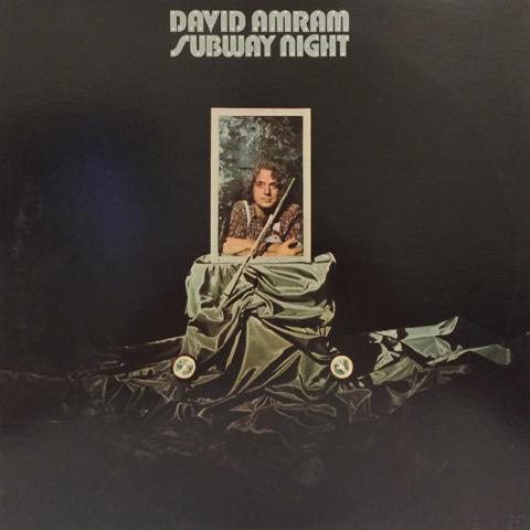 "David Amram Vinyl 12"" (Used)"