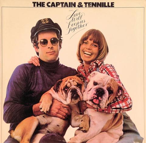 "The Captain & Tennille Vinyl 12"" (Used)"