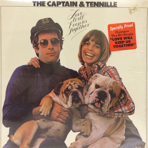 "The Captain & Tennille Vinyl 12"" (New)"