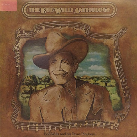 "Bob Wills & His Texas Playboys Vinyl 12"" (Used)"