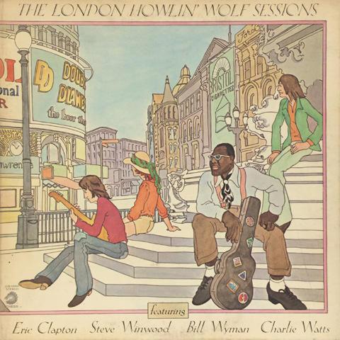 "Howlin' Wolf Vinyl 12"" (Used)"