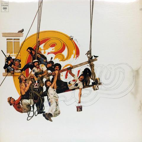 "Chicago Vinyl 12"" (Used)"