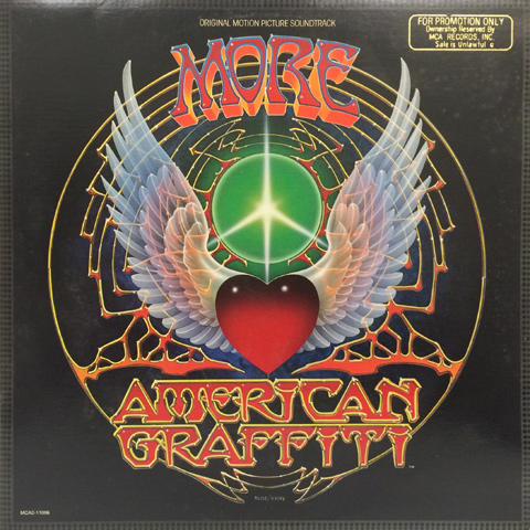 "More American Graffiti Vinyl 12"" (Used)"