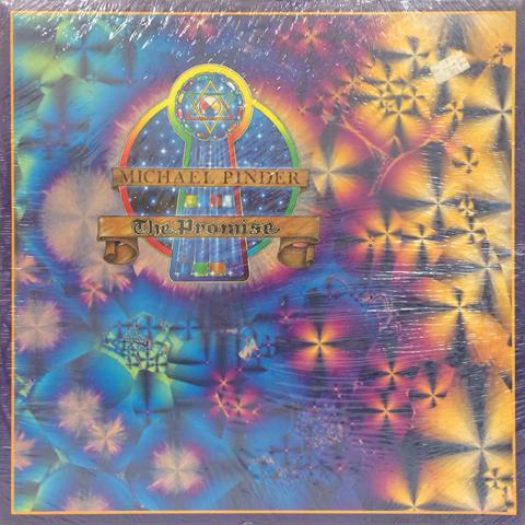 "Michael Pinder Vinyl 12"" (New)"