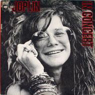 """Janis Joplin Vinyl 12"""" (Used)"""