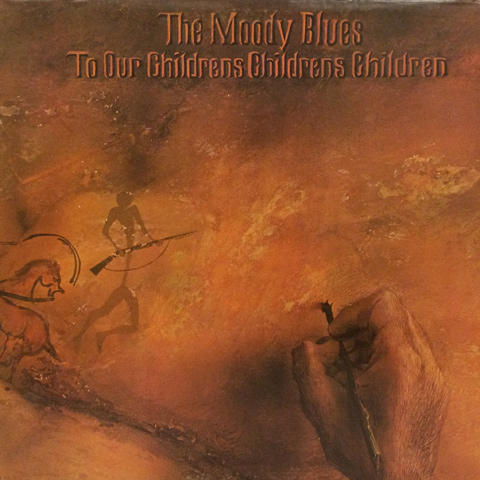 "The Moody Blues Vinyl 12"" (Used)"