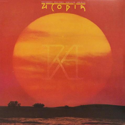 """Utopia Vinyl 12"""" (Used)"""
