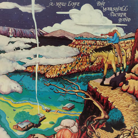 "The Marshall Tucker Band Vinyl 12"" (Used)"
