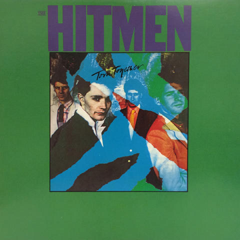 "The Hitmen Vinyl 12"" (Used)"