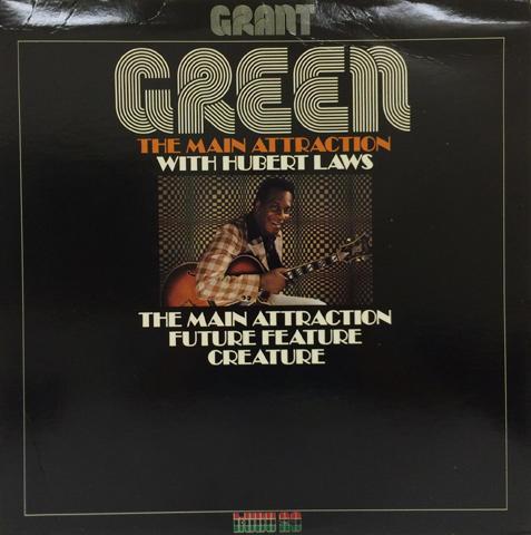 "Grant Green Vinyl 12"" (Used)"