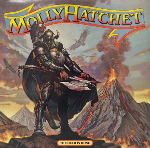 "Molly Hatchet Vinyl 12"" (Used)"