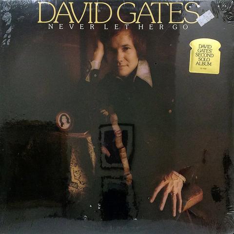 "David Gates Vinyl 12"" (New)"