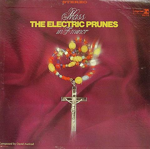 "The Electric Prunes Vinyl 12"" (Used)"
