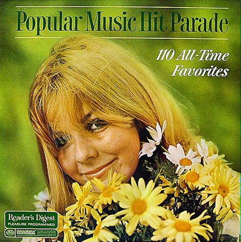"Popular Music Hit Parade Vinyl 12"" (Used)"