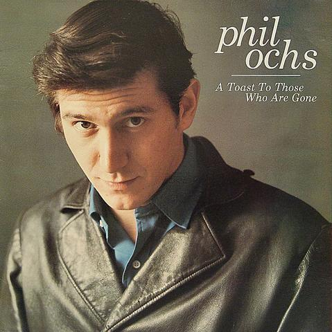 "Phil Ochs Vinyl 12"" (Used)"