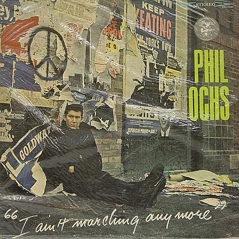 "Phil Ochs Vinyl 12"" (New)"