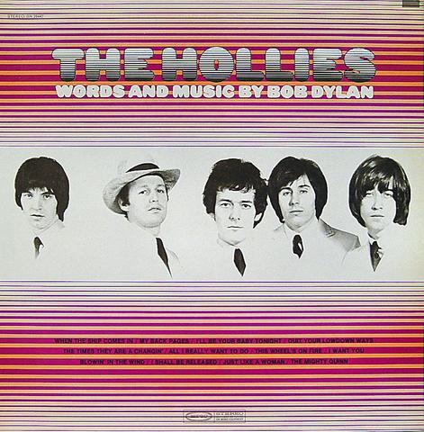 "The Hollies Vinyl 12"" (Used)"