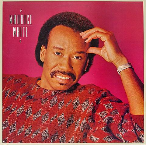 "Maurice White Vinyl 12"" (Used)"