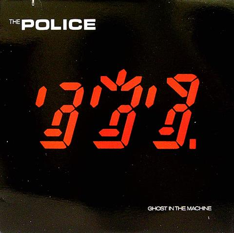 "The Police Vinyl 12"" (Used)"
