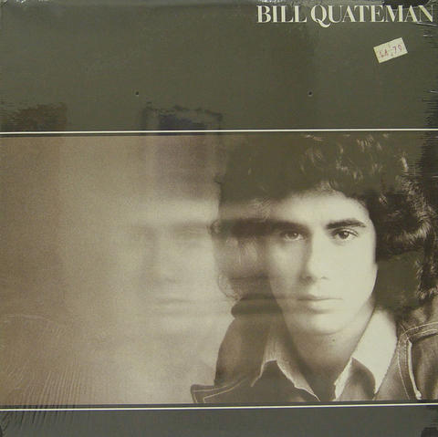 "Bill Quateman Vinyl 12"" (New)"