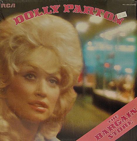 "Dolly Parton Vinyl 12"" (Used)"
