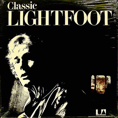 "Gordon Lightfoot Vinyl 12"" (New)"