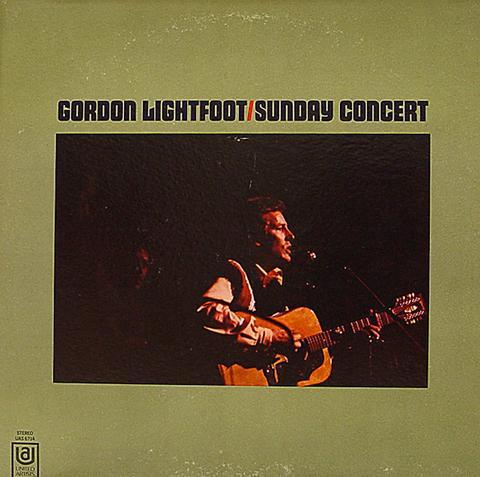 "Gordon Lightfoot Vinyl 12"" (Used)"