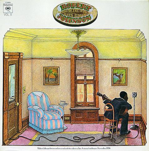 "Robert Johnson Vinyl 12"" (Used)"