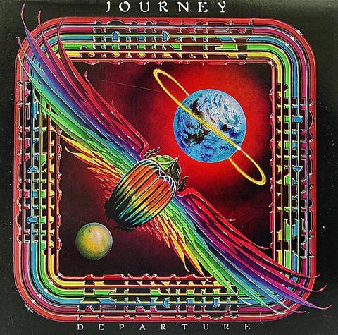 """Journey Vinyl 12"""" (Used)"""