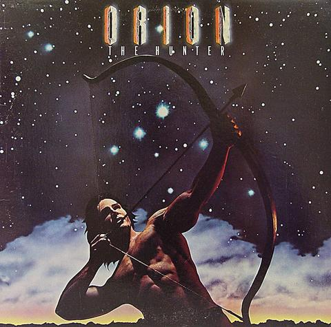"Orion the Hunter Vinyl 12"" (Used)"