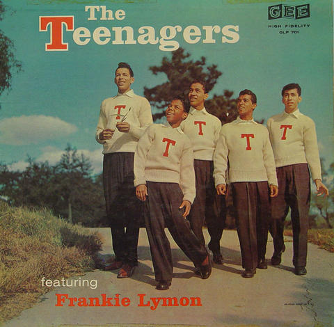 """The Teenagers Vinyl 12"""" (Used)"""