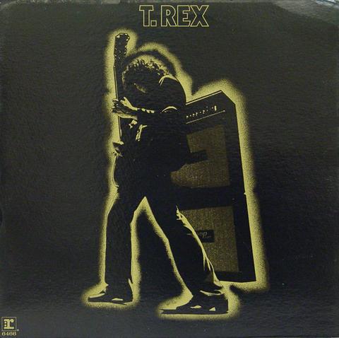 "T. Rex Vinyl 12"" (Used)"