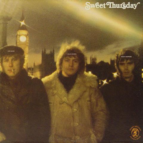 """Sweet Thursday Vinyl 12"""" (Used)"""