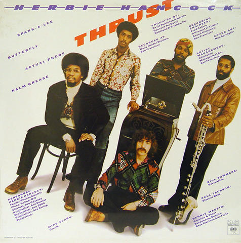 "Herbie Hancock Vinyl 12"" (New)"